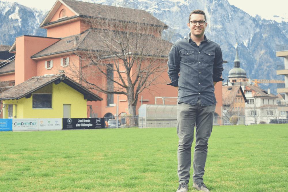 Kusi Zurfluh - FCAner durch und durch.  Foto: FC Altdorf