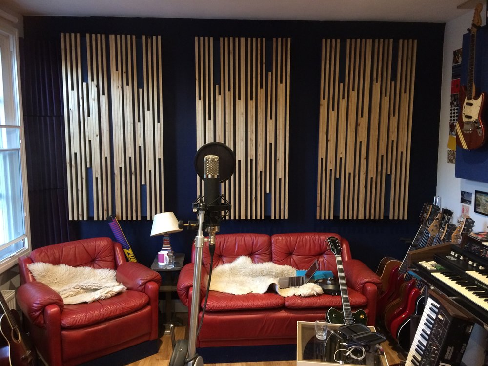 Learn more about our range of  Acoustic Treatments    Learn More