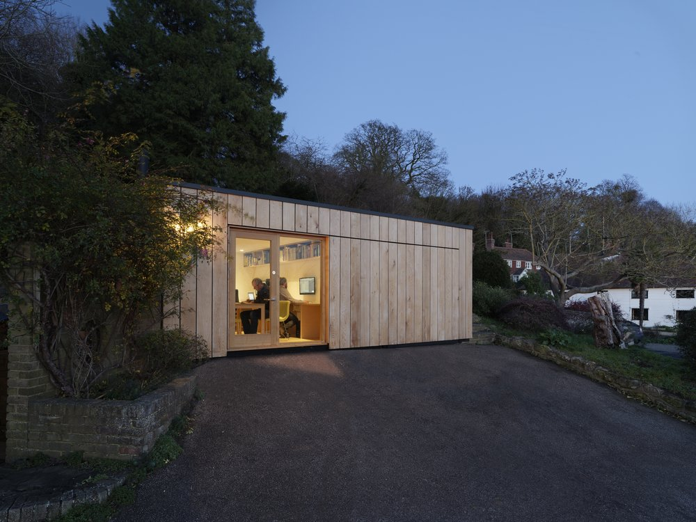 Take a look our  Garden Studios    Learn more