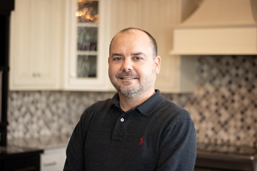 Jay Peet  - Director of Costing