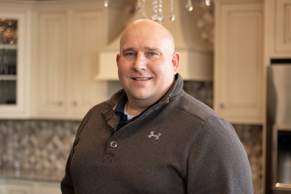 Brian Laux  - Project Manager