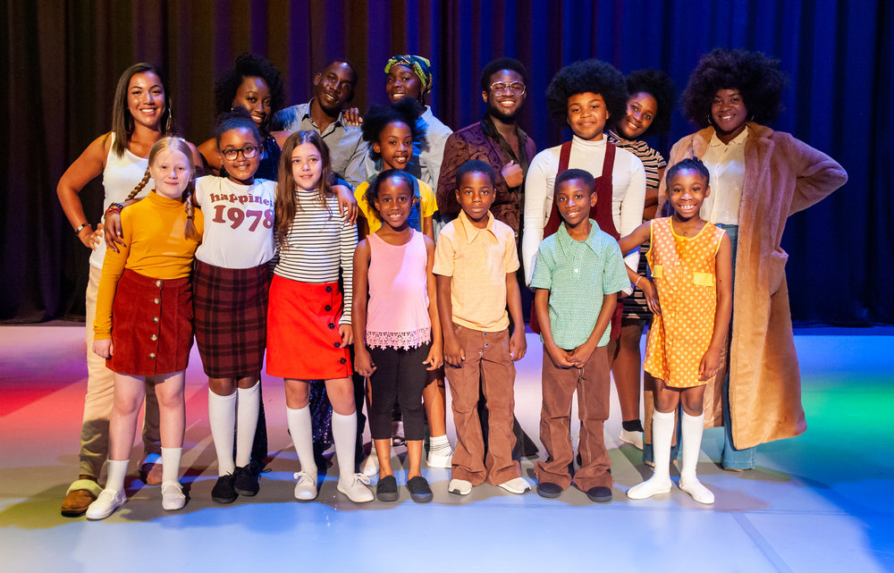 Love Thy Fro: The Musical