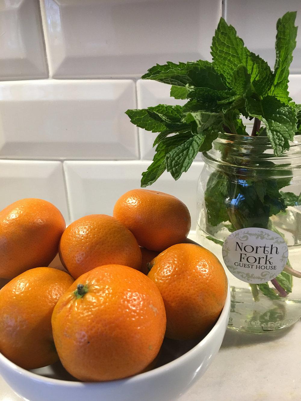 Clementine parfait ingredients mint.jpg