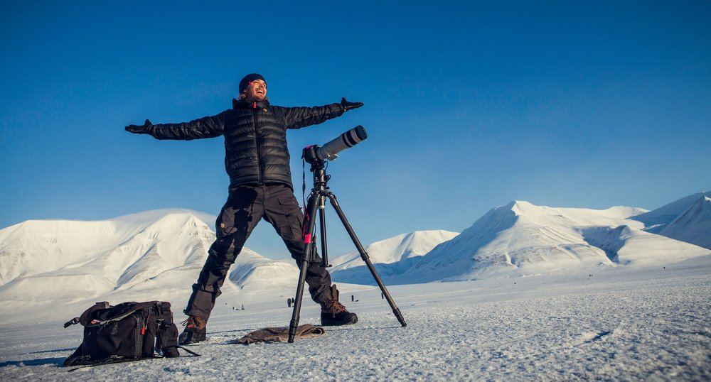 Happy Times - The feeling after nailing my first picture of a total solar eclipse on Svalbard was absolutely outstanding, it was a rush of happiness going through my body. There is no second chance so this is for sure one of my most epic moments as a photographer.