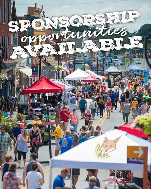 There are still sponsorship opportunities available for the 2019 Connective Art and Music Festival! Don't miss this chance to get your business in front of thousands of people. Last year 6,000 people made their way to downtown Oxford for a day of music, art and engaging with our amazing community.  All proceeds benefit the Oxford Arts Alliance and Oxford Mainstreet, Inc. two amazing organizations who work hard year-round to bring the community together through events like First Friday, Summer Art Camps, The Annual Car Show and Music Lessons to so many youngsters!  Head to our website to see what sponsorship opportunities are still available or reach out to the Connective team to find out more about being a part of the best day of summer: https://www.connectivefestival.org/sponsorship-opportunities/ #connectivefestival
