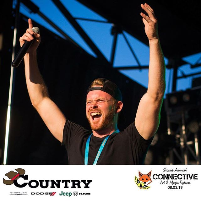 Battle of the Bands is back thanks to our friends at Country Chrysler Dodge Jeep Ram! Thank you so much for your support in making the Connective a reality!  Hometown favorites @hp7band took home the honor in 2018, who will win in 2019?  Applications are open until July 5th. Submit your digital auditions on our website. #connectivefestival