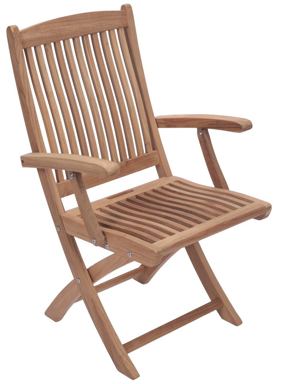 ROYAL TEAK COLLECTION -  Folding Sailor Arm Chair