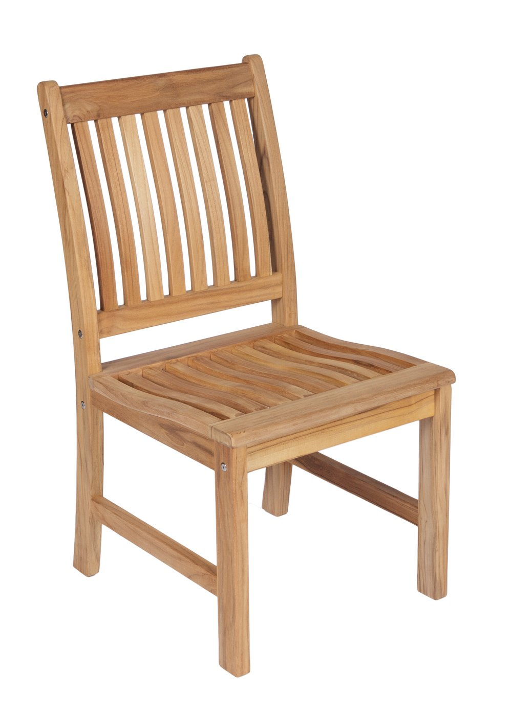 ROYAL TEAK COLLECTION -  Compass Side Chair