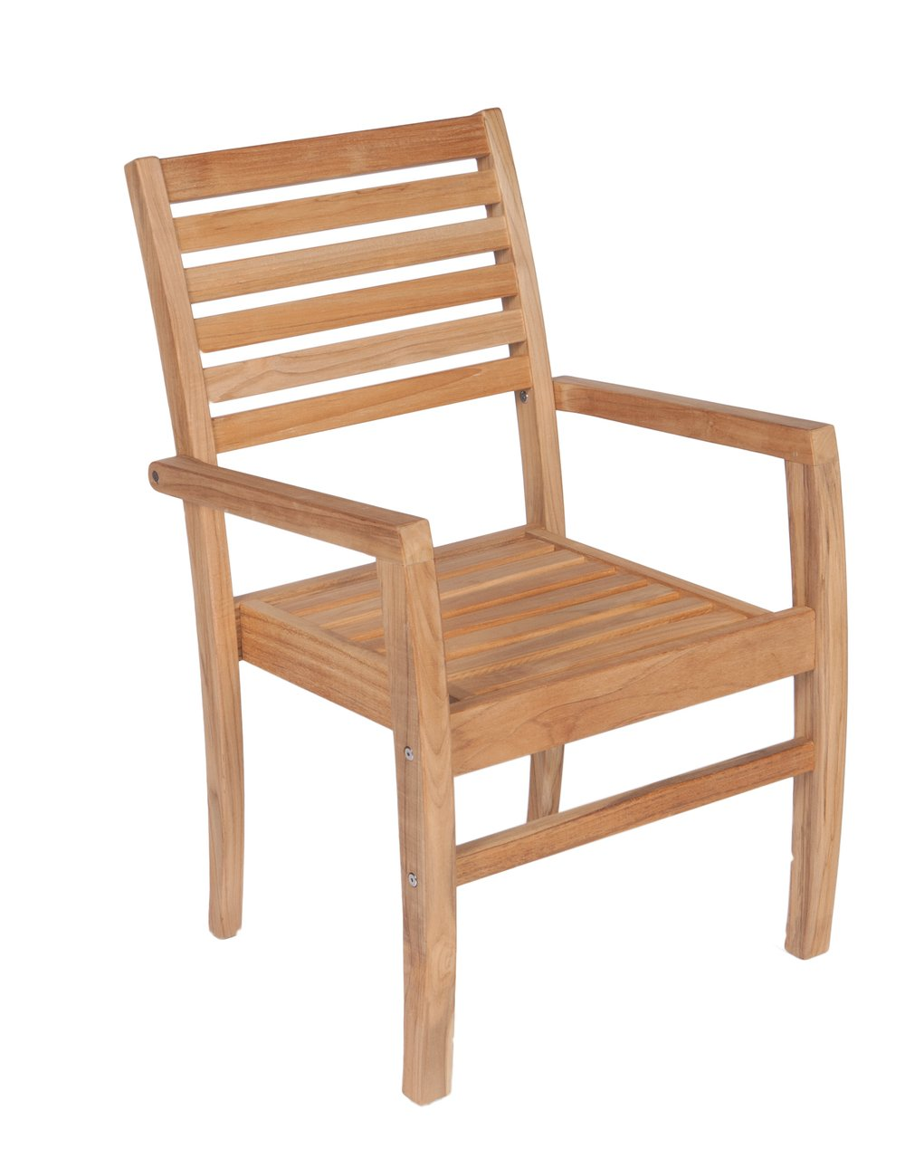 ROYAL TEAK COLLECTION   Avant Stacking Dining Chair