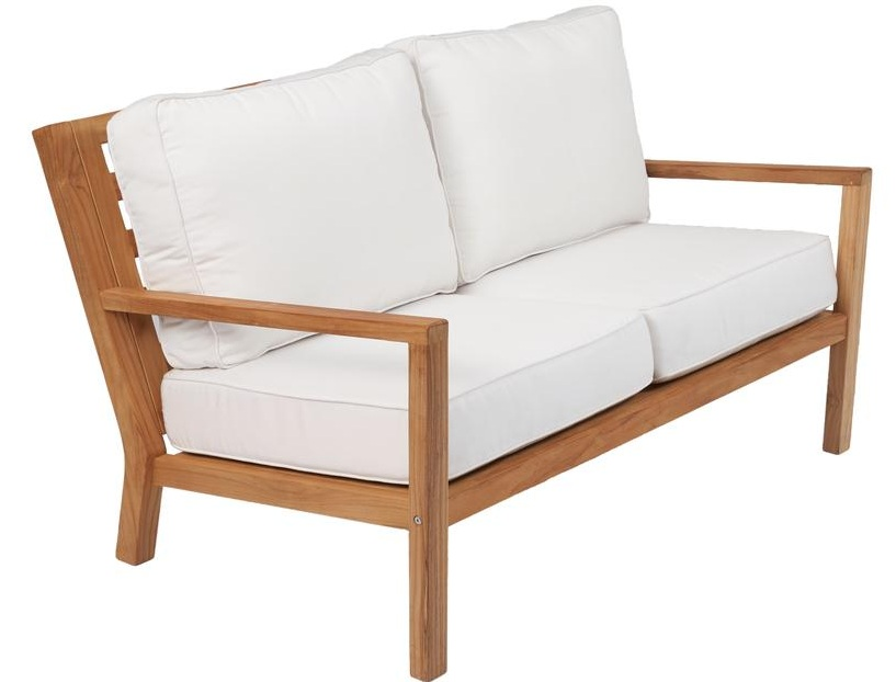 Royal Teak Collection |  Coastal Loveseat