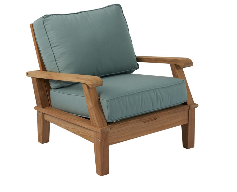 Royal Teak Collection |  Miami Reclining Club Chair