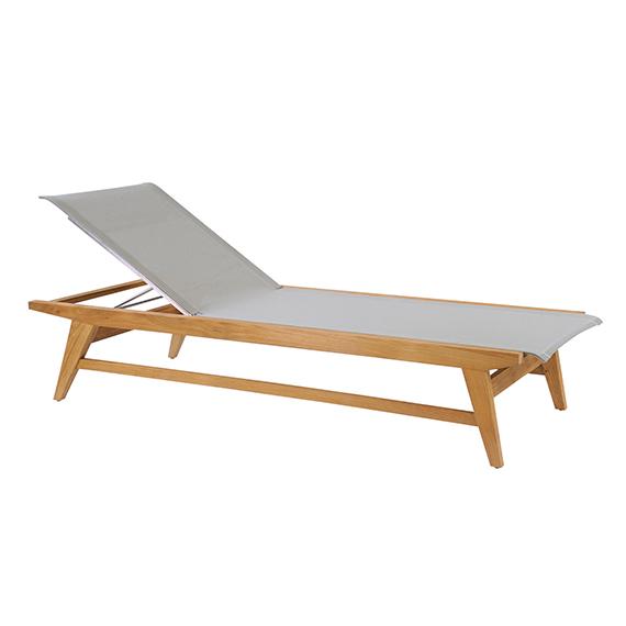 Kingsley Bate |  Marin Chaise Lounge