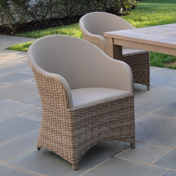 Kingsley Bate  Milano Dining Chair