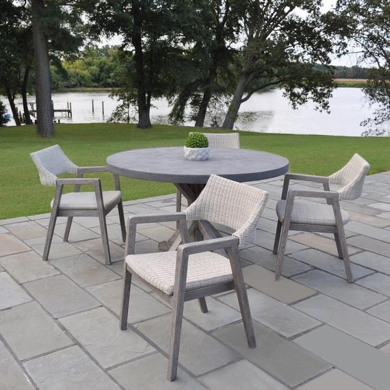 Kingsley Bate  Spencer (grey) Dining Chair