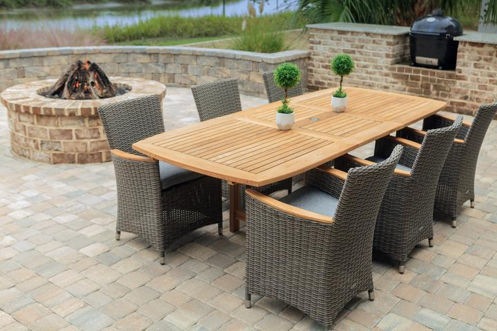 Royal Teak Collection  Southold Dining