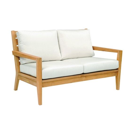 Kingsley Bate  | Algarve Loveseat