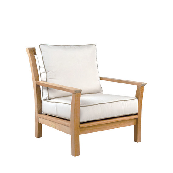 Kinglsey Bate |  Chelsea Teak Club Chair