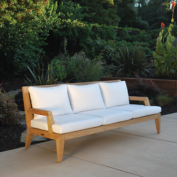 KINGSLEY BATE |  Mendocino Deep Seating Sofa