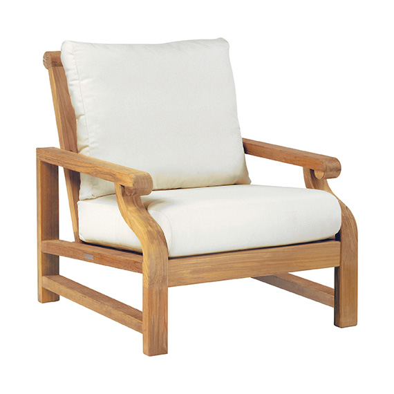 Kingsley Bate |  Nantucket Deep Seating Lounge Chair