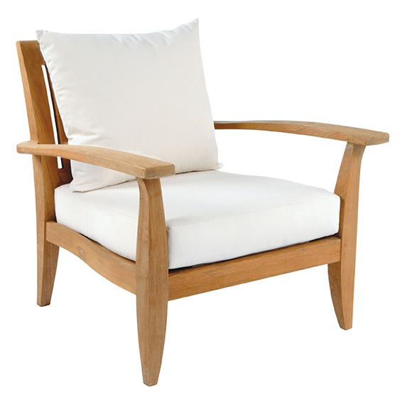 Kingsley Bate |  Ipanema Lounge Chair