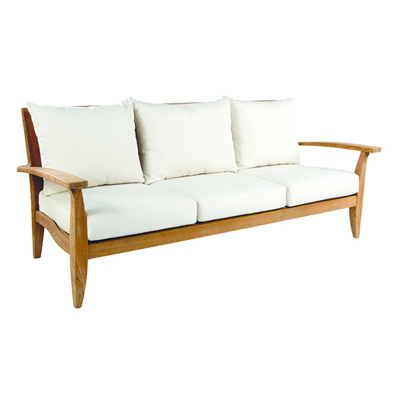 Kingsley Bate |  Ipanema Deep Seating Sofa