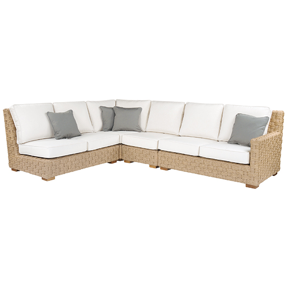 Kingsley Bate |  St Barts Sectional