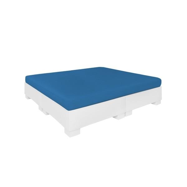 Ledge Lounge |  Affinity Square Flat Sun bed