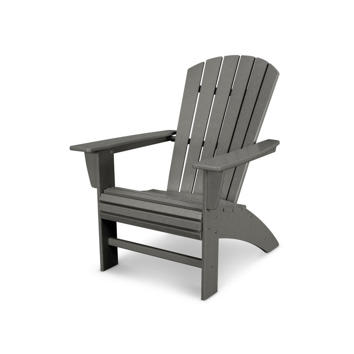 Polywood Outdoor |  Nautical Curveback Adirondack Chair