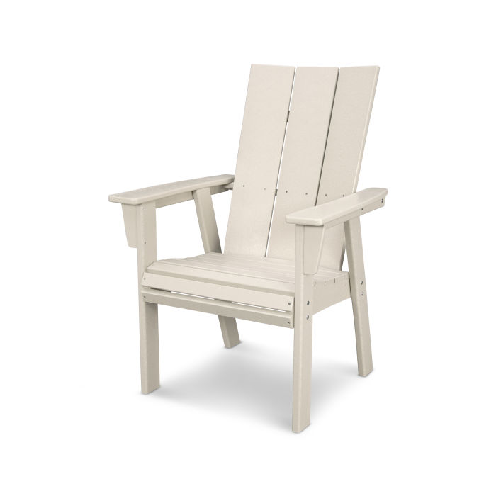 Polywood Outdoor |  Modern Adirondack Dining Chair