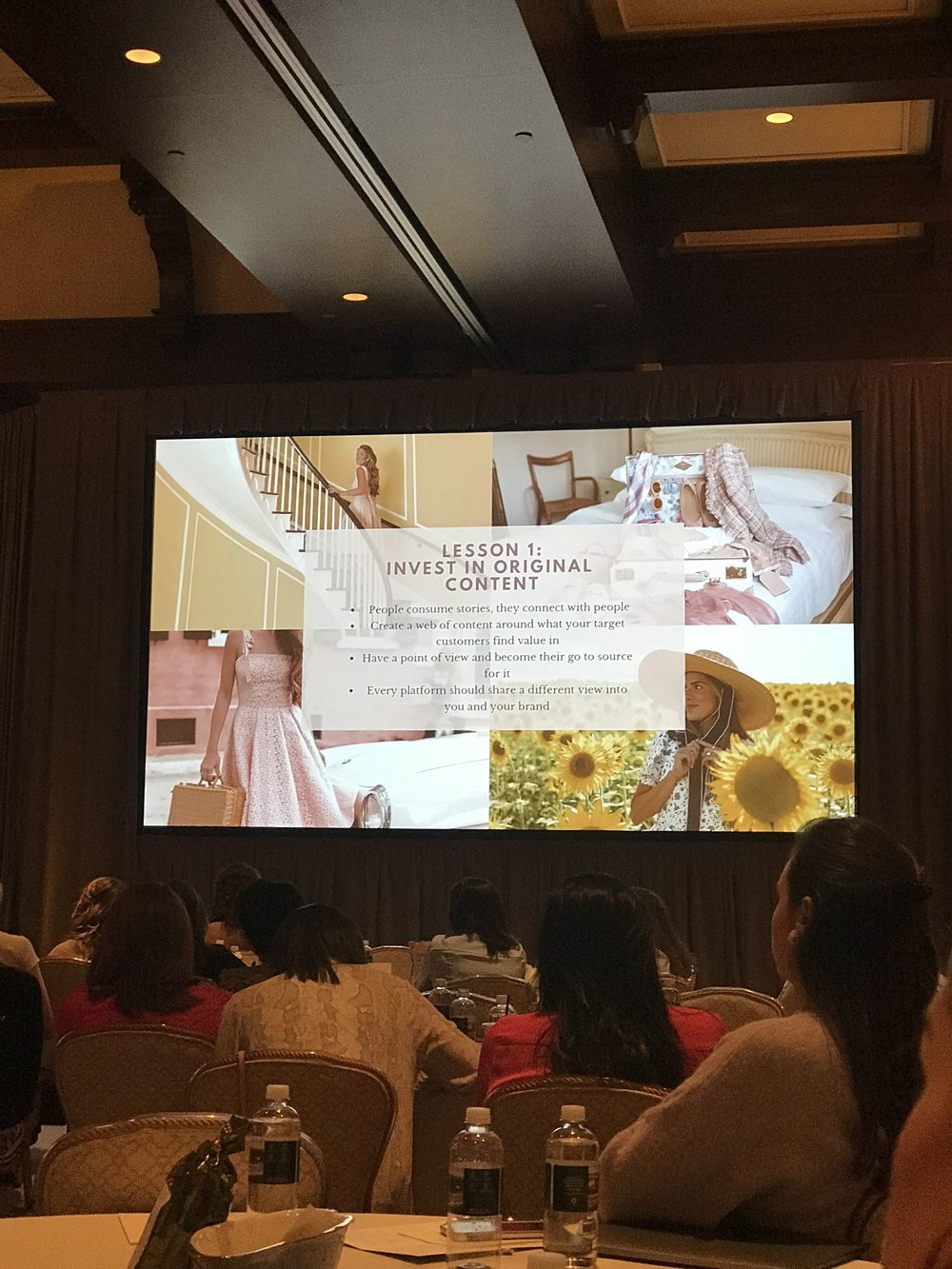 The Southern C Summit 2019 Christine Dore Trant Sea Island Georgia Take Aways Actionable Small Business Advice Content Marketing 4.jpg