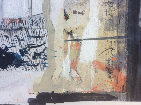 Rain Room–detail2, 2016