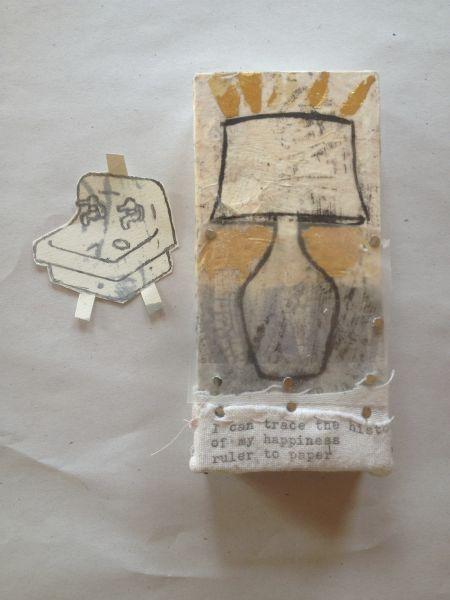 ART BOX 2015 Paper Dolls