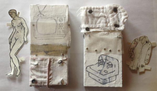 ART BOX 2015-Paper Dolls