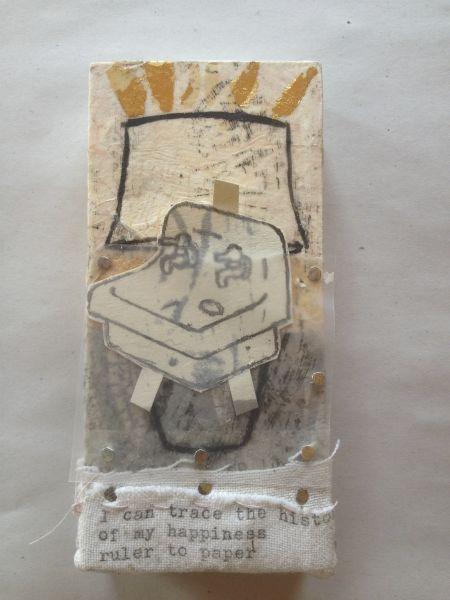 ART BOX 2015- Paper dolls