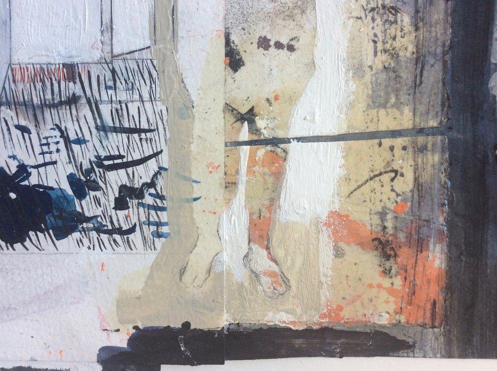 Rain Room–detail 2, 2016