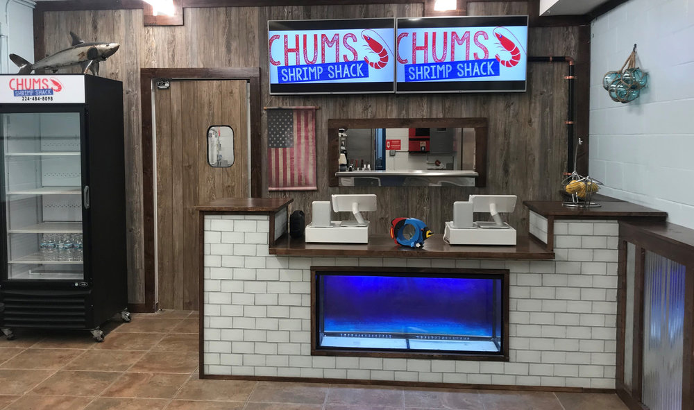 Where we started… - Founded in 2019, our goal is to bring fresh shrimp, seafood and chicken tenders to East Dundee and the surrounding community.