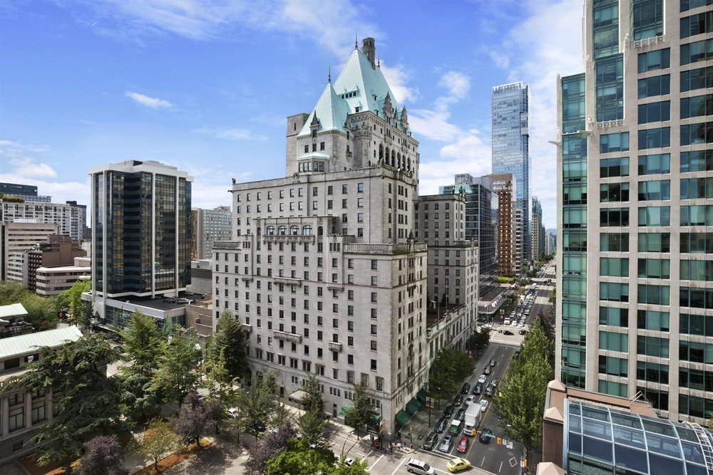 Conference and accommodations AT - Fairmont Hotel Vancouver900 West Georgia StreetVancouver, BCV6C 2W6