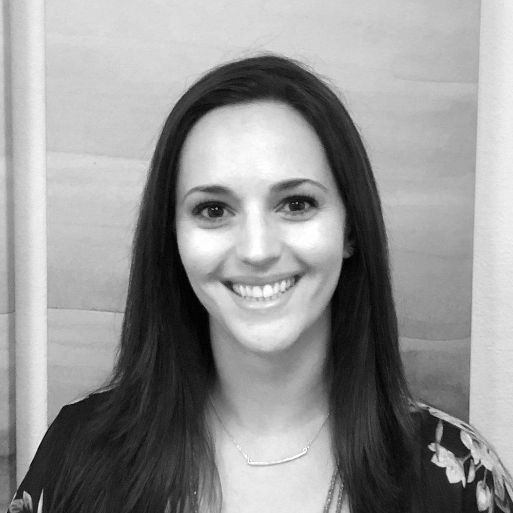 Emily Barrack - V.P. Finance