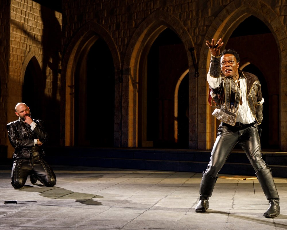 OTHELLO - SHAKESPEARE IN THE PARK