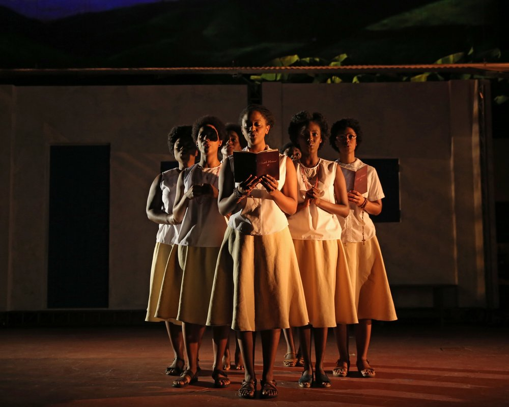 OUR LADY OF KIBEHO - SIGNATURE THEATRE
