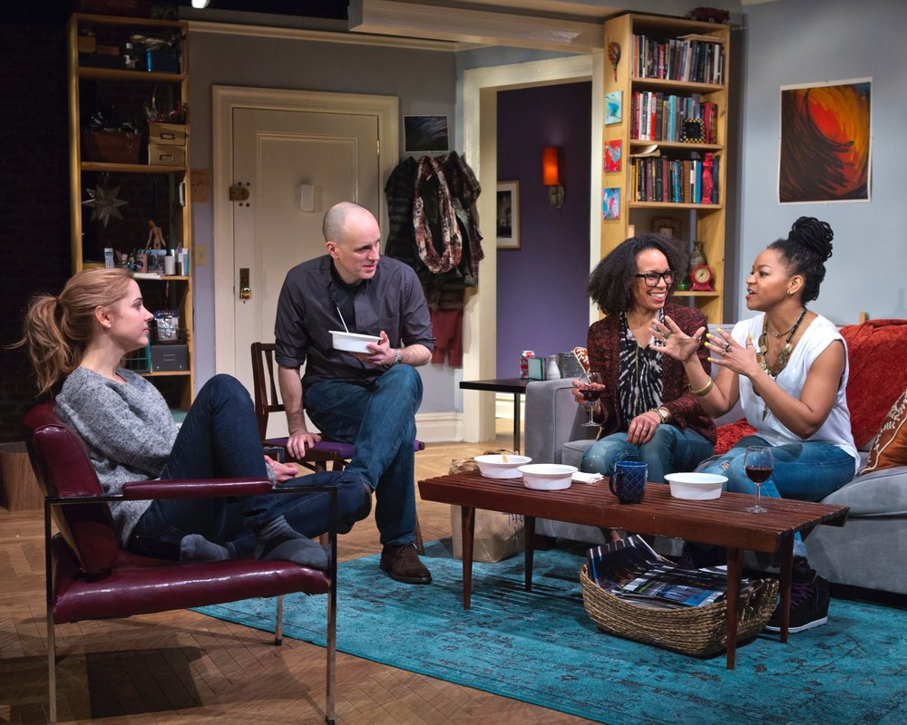 THE CALL - PLAYWRIGHTS HORIZONS