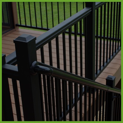 <p><strong>Aluminum Railings</p>