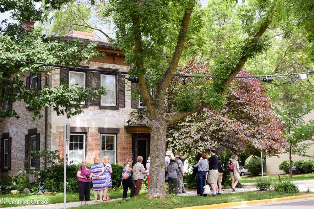 Third Lake Ridge Historic Architecture Walking Tour