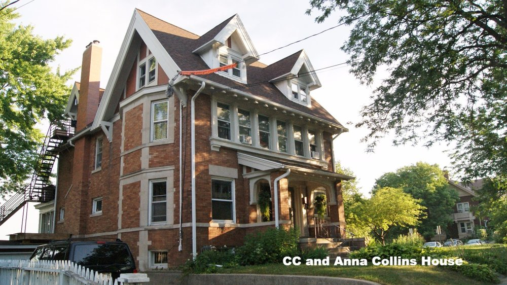 CC & Anna Collins House