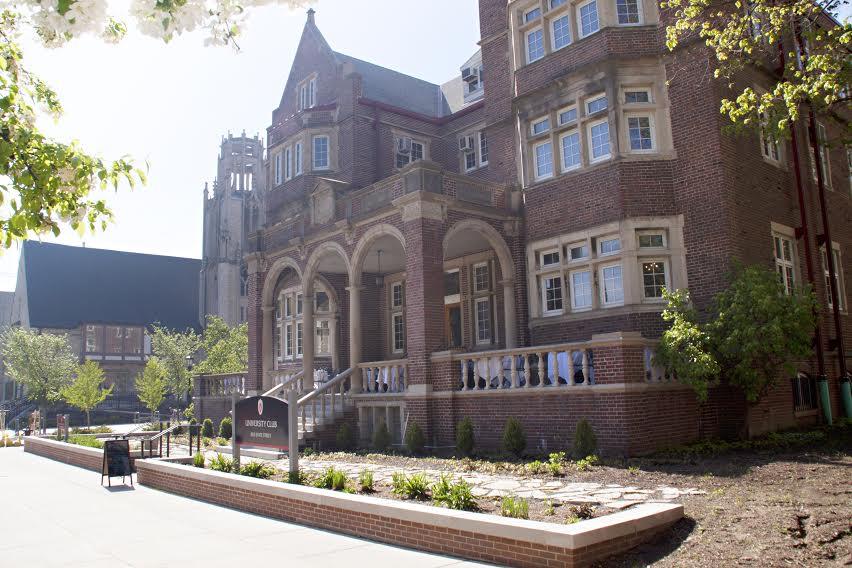 University Club Exterior