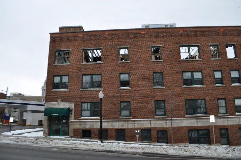 Capitol Hill Apartment Building, 123 E. Mifflin St.