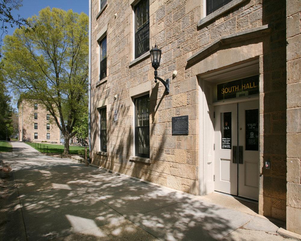 North & South Halls, UW-Madison
