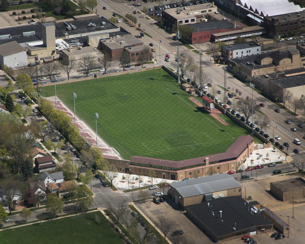 Breese Stevens Field