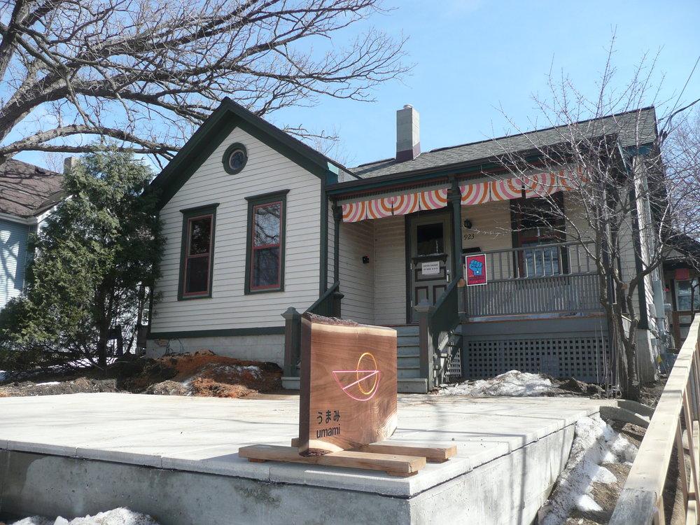 Umami, 923 Williamson St.