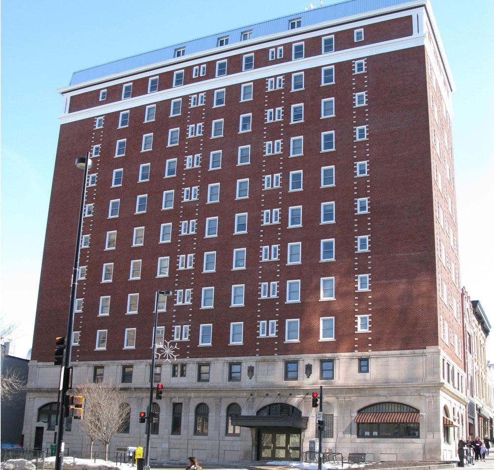 YWCA/Belmont Hotel